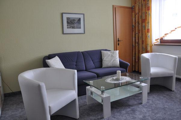 Wohn-Schlafraum - Appartement 1