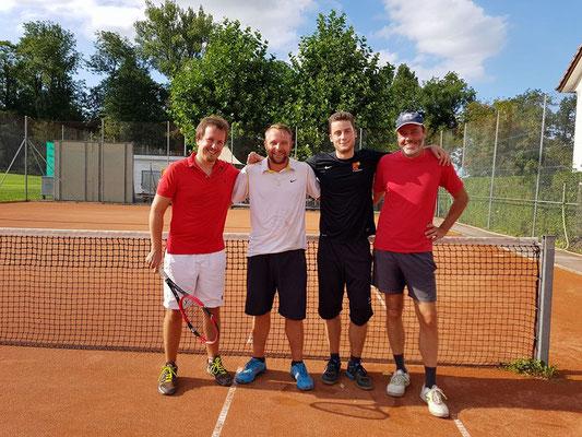 Clubmeister Doppel: Sergio Sommer / Daniel Baumann