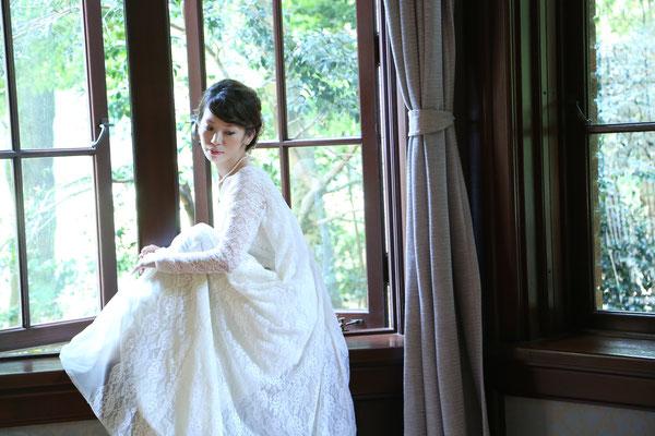 Dramatica ~vintage Wedding Dress Styling & Rental