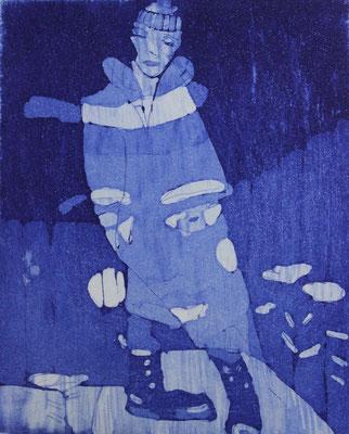 Nr.: Or003, HxB: 16x13.00cm; Aquatinte auf Hartgrund; 2013