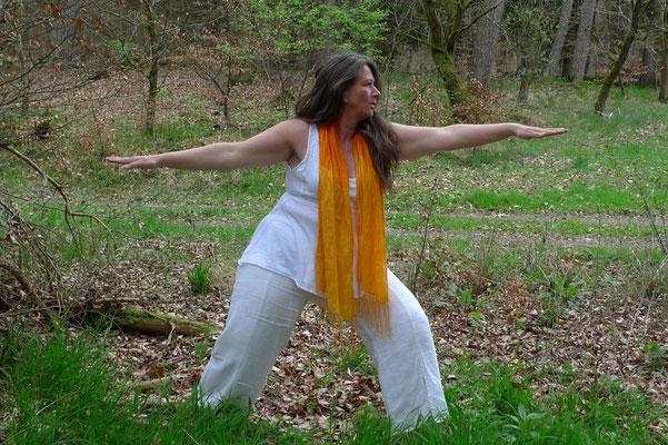 Yoga und Meditation mit Katrin Unterberg von Ganzheitlich Reisen