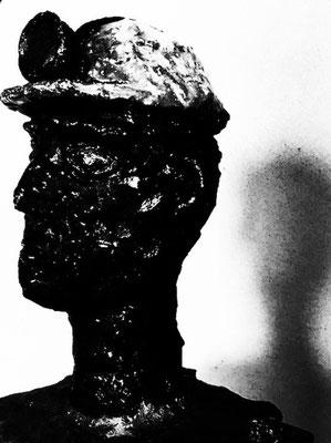 SCHWARZES GOLD von Pam Jonas: Kopf/Büste  (creating, effect)