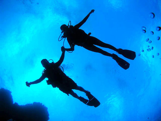 diving benidorm spain