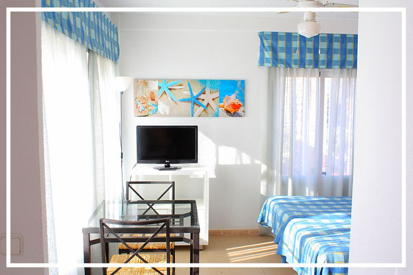 rent apartment in benidorm on the beach