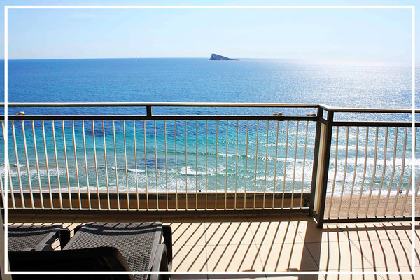 view apartment benidorm