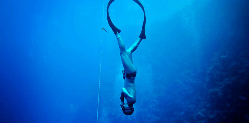freediving benidorm spain
