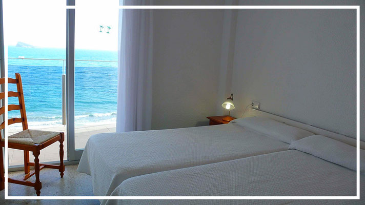 bedroom rent apartments benidorm ulia