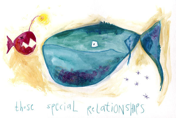 'those special relationships'