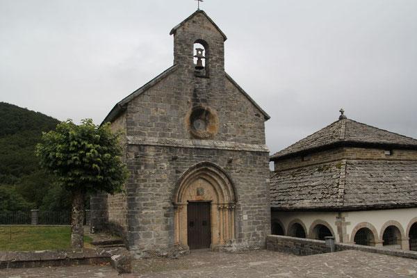 Pilgerort Roncesvalles