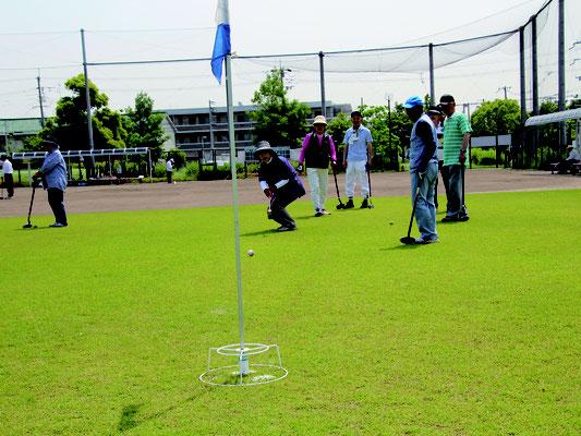 グラウンドゴルフ・ニュースポーツ部会