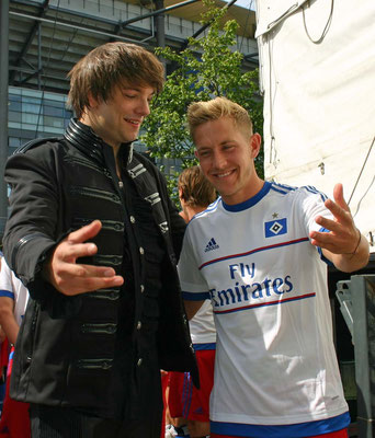 Kevin und Lewis Holtby