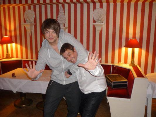 Kevin und Ingo Oschmann ( Comedian)