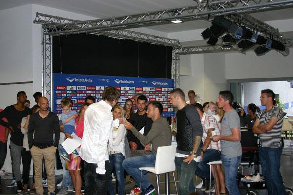 Kevin und Heiko Westermann