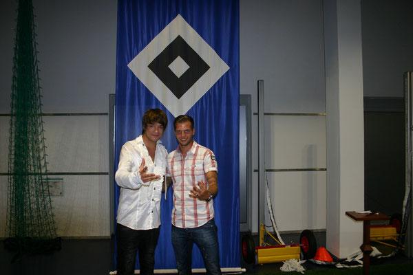 Kevin und Dennis Diekmeier