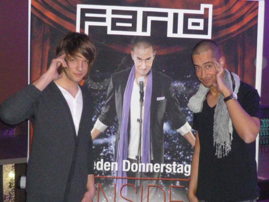 Kevin und Farid ( Zauberkünstler )