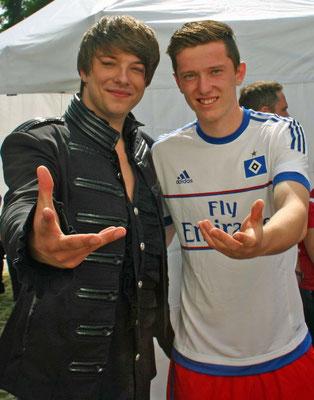 Kevin und Michael Gregoritsch