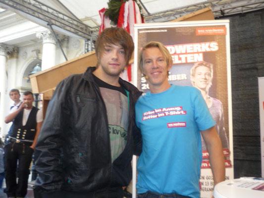 Kevin und Simon Gosejohann ( Komiker )