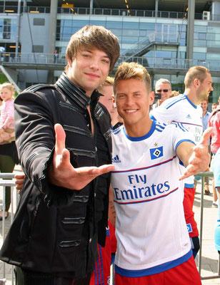 Kevin und Matthias Ostrzolek
