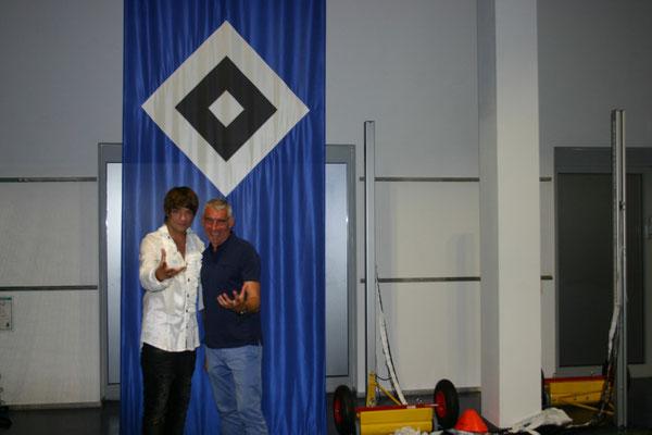 Kevin und Mirko Slomka