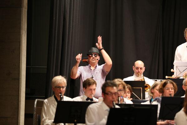 Konzert mit Dorfmusig Gryfesee am 9. und 16. April in Nänikon und Mönchaltorf