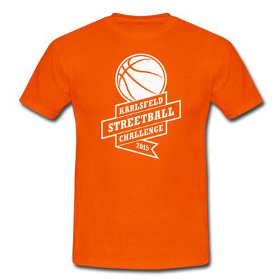 Unsere Helfer werden an diesen Shirts erkennbar sein!
