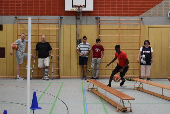 der Sieger in unter 29 Sekunden: Abdul (MSK)