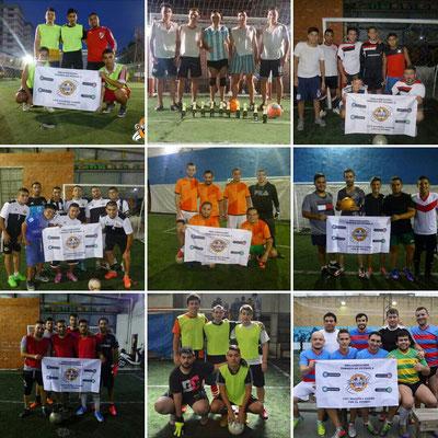 Torneos categoría Adolescentes -Juveniles-  Seniors y Femeninos ABIERTA LAS iNSCRIPCIONES !!!! más de 80 equipos anotados!!!!!