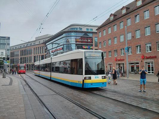 Schweriner Strassenbahnen