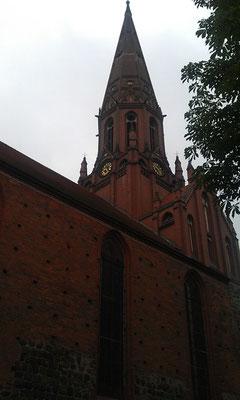Kirche in Pritzwalk