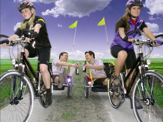 gemütliche Radtour  ;-)
