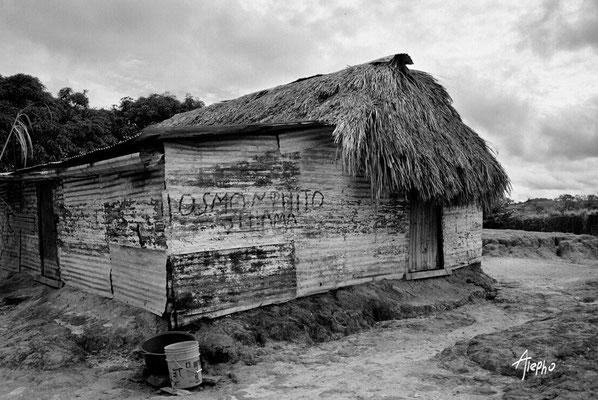 Progreso instantáneo. Edo Bolívar, Venezuela