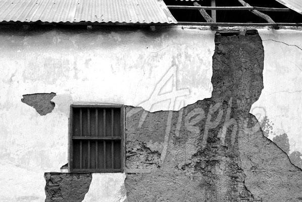 Y cuando una ventana se cierra... Píritu. Edo Anzoátegui, Venezuela