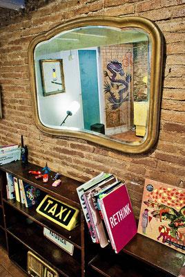 oficina de Ryan Frank y Daniel Cross en El Raval