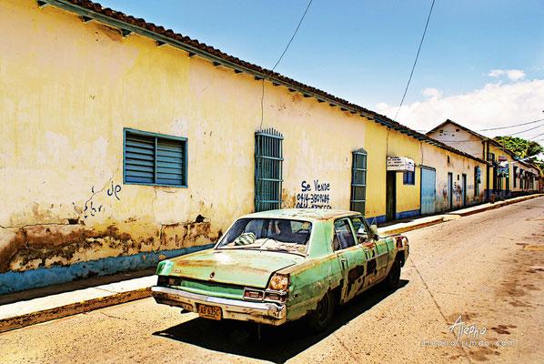 Vamos lejos. Puerto Píritu. Venezuela