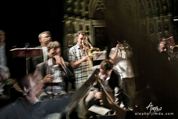 El trompetista de Sardanas. Serie BCN Moments