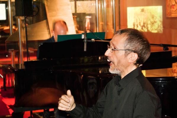 Rubén Martínez en Variaciones