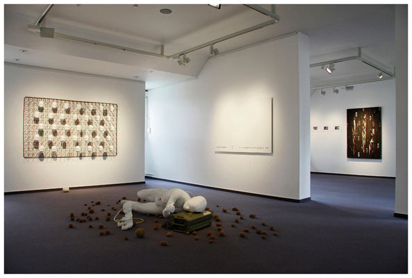 ausstellungsimpression museum haus ludwig, saarlouis, foto: peter köcher