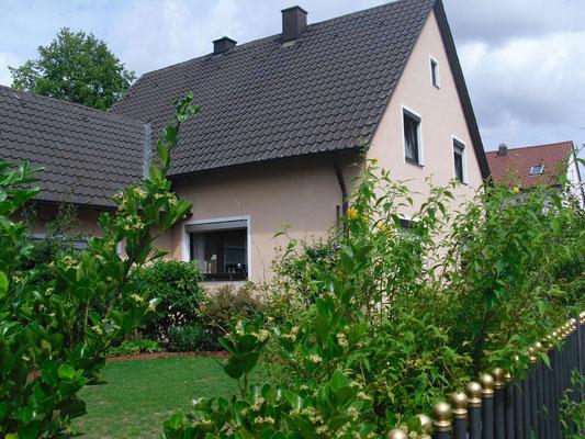 Unsere Ferienwohnung liegt im beliebten Regensburger Westen
