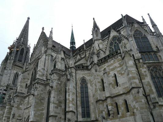 Der Regensburger Dom, Foto: www.pixabay.com