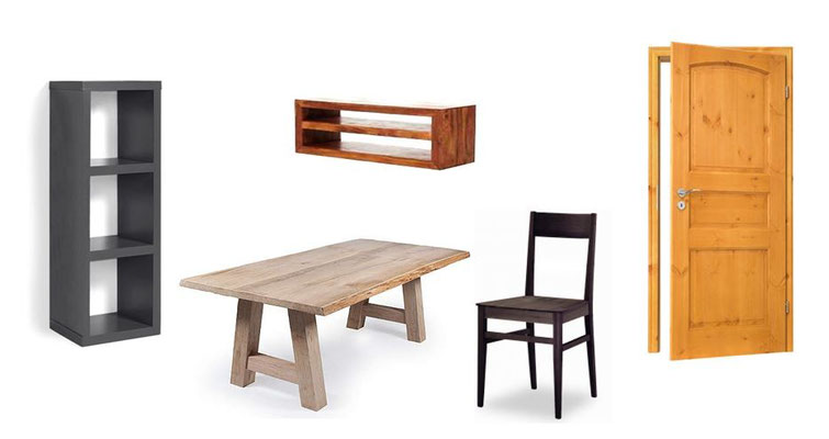 Many quotes for a lot of different furnitures. How to find what was quoted where?