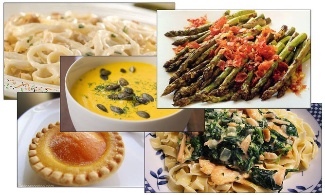 Keep overview about hundrets of delicious recipes...