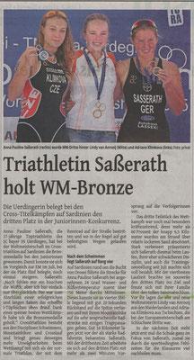 Westdeutsche Zeitung 29.09.2015