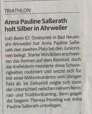 Rheinische Post 30.03.2016