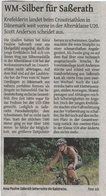 Westdeutsche Zeitung 12.07.2018
