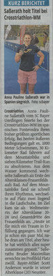 Westdeutsche Zeitung 03.05.2019