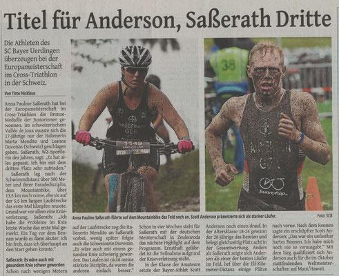Westdeutsche Zeitung am 28.06.2016