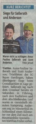 Westdeutsche Zeitung 09.03.2016