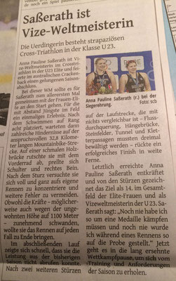 Westdeutsche Zeitung 14.11.2016