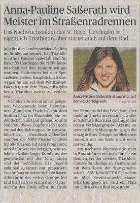 Rheinische Post 06.05.2015