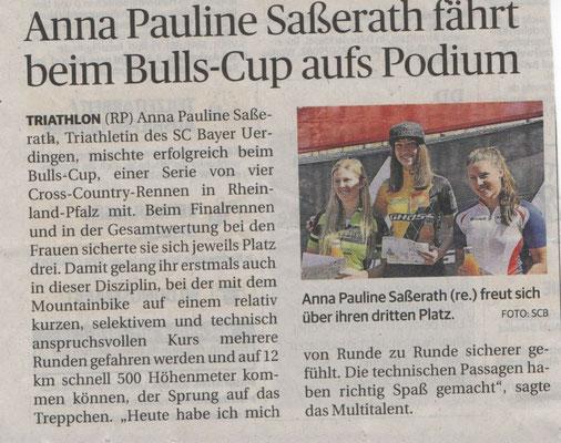 Rheinische Post 12.04.2017